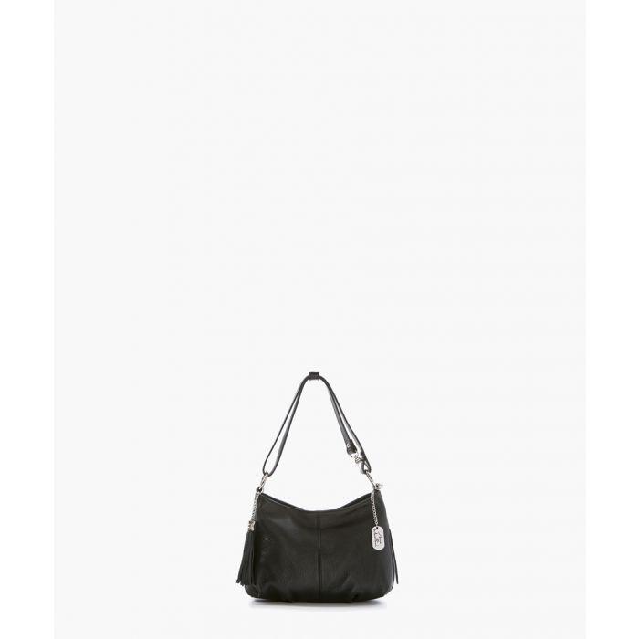 Image for Mia black shoulder bag