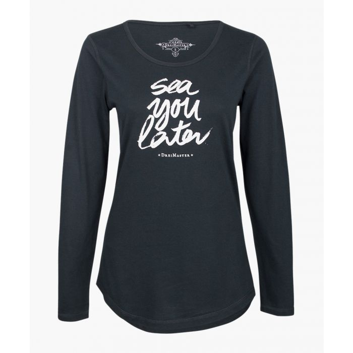 Image for Green long sleeved top