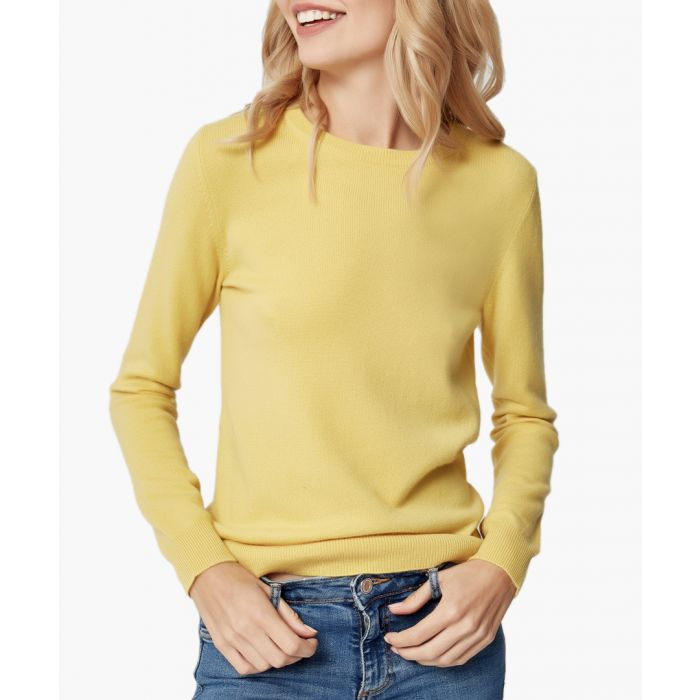 Image for Honey pure cashmere jumper