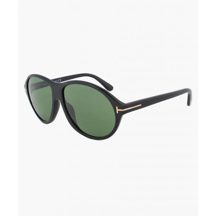 Image for Tyler black sunglasses