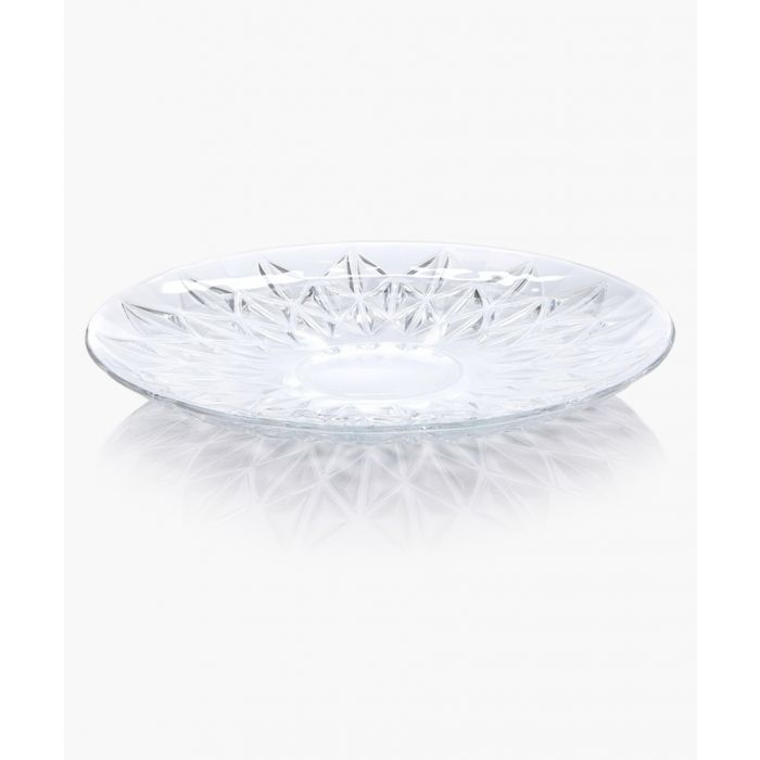Image for Enigma Luxion Crystal decorative centrepiece bowl 33cm