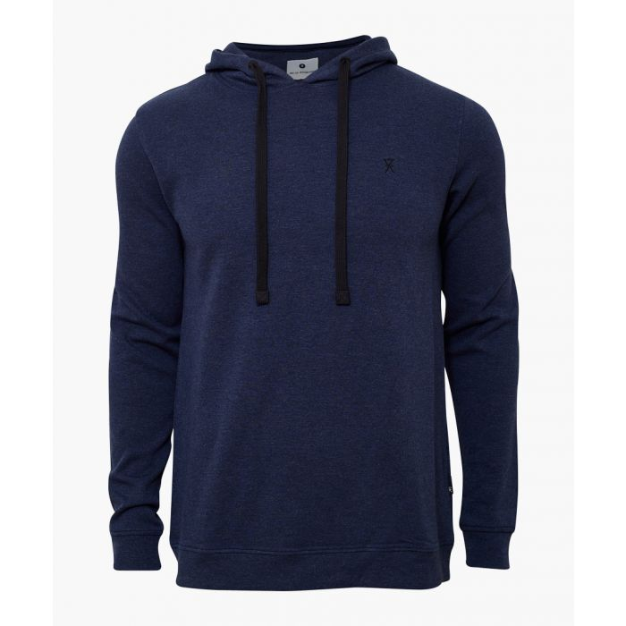 Image for Bamboo viscose and organic cotton blend hoodie