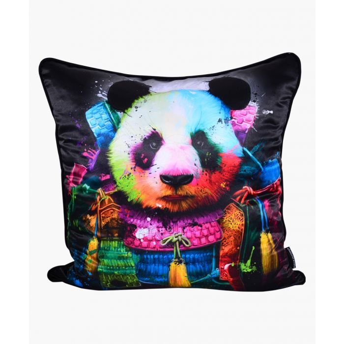Image for Panda Samurai cushion 55cm