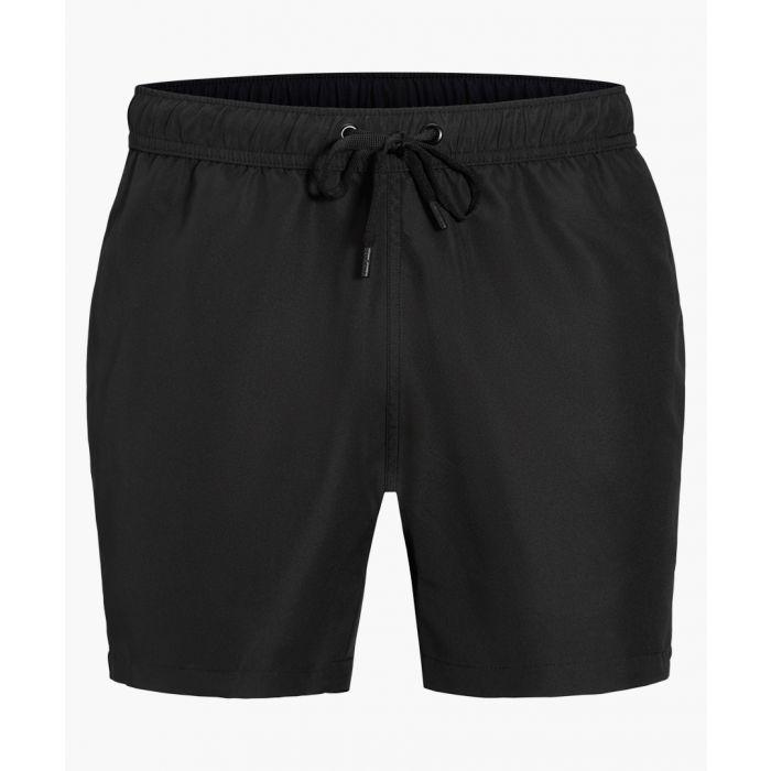 Image for Salem black swim shorts