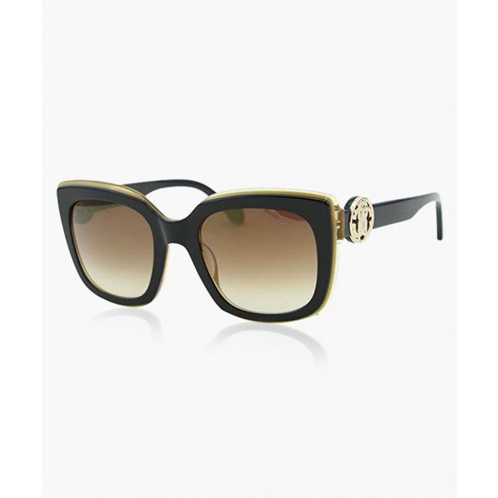 Image for Grosseto black sunglasses