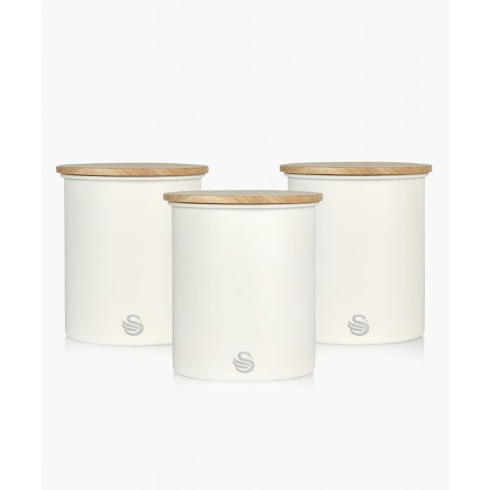 Image for 3pc canister set