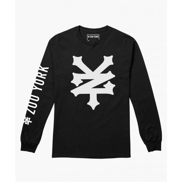 Image for Black Long Sleeved T-Shirt