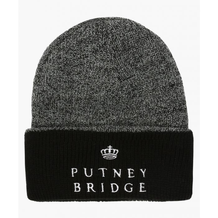 Image for Hardfield blue beanie