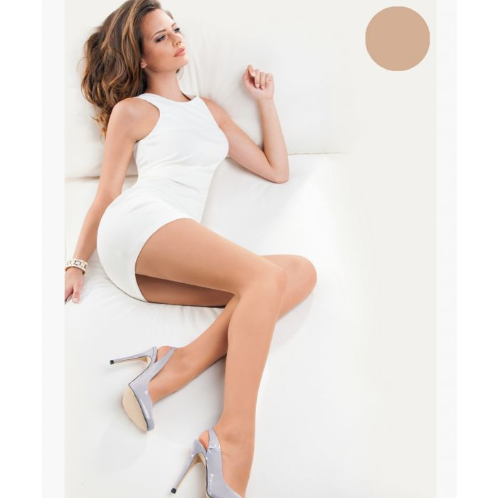 Image for Nude 15 denier tights