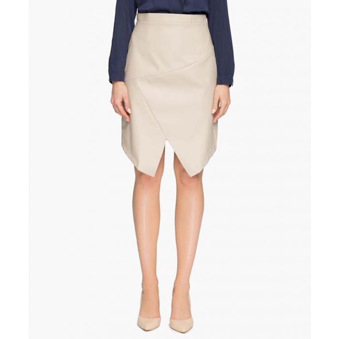 Image for Beige skirt