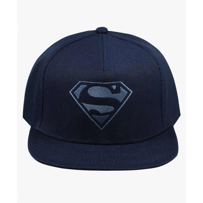 Image for Superman navy blue cotton hat