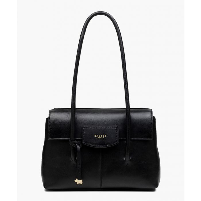 Image for Black medium shoulder bag