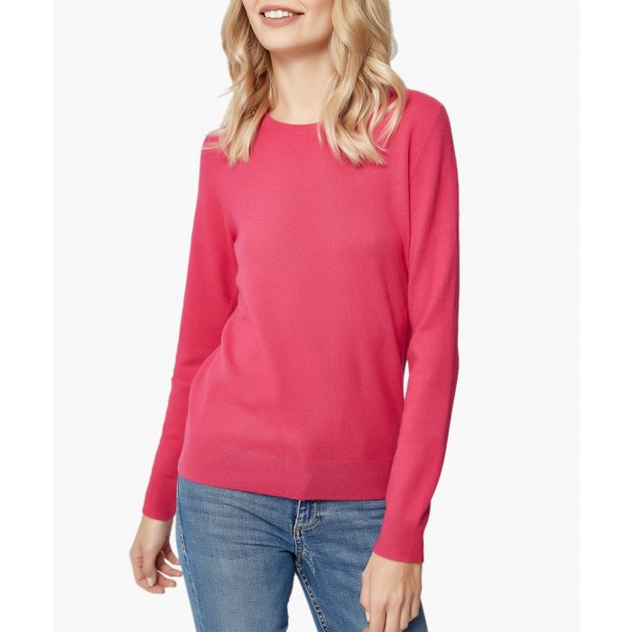 Image for Rose pure cashmere jumper