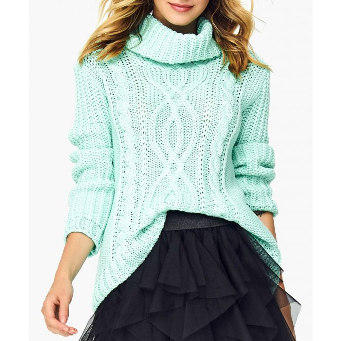 Image for Mint knitted jumper