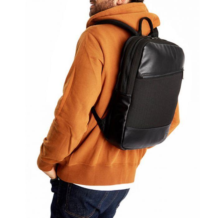 Image for Southampton black backpack 15.6