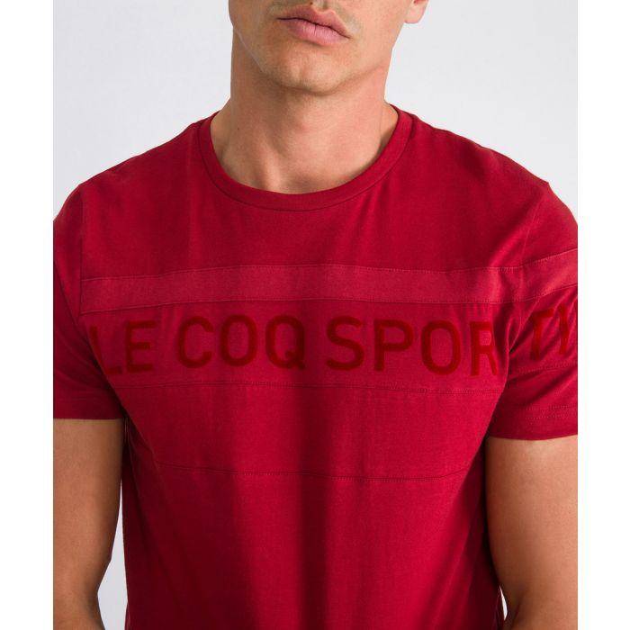 Image for Graphique red dahlia logo T-shirt