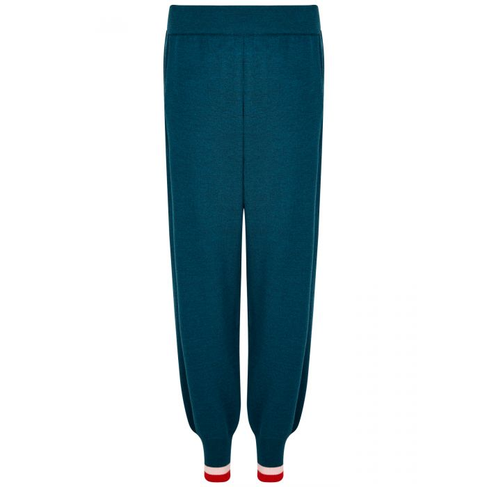 Image for Petrol chalet trousers