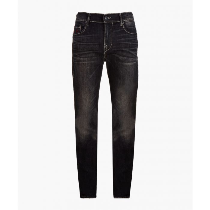 Image for Rocco blue cotton blend jeans