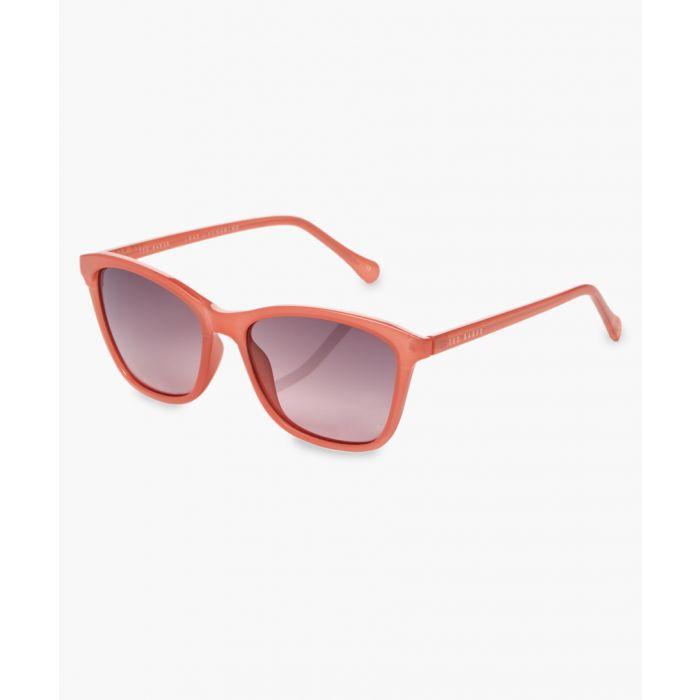 Image for Tari coral sunglasses