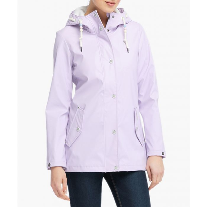 Image for Lilac anorak