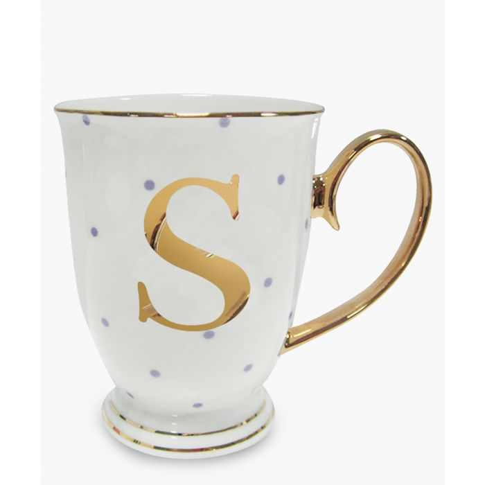 Image for Alphabet Spotty metallic mug
