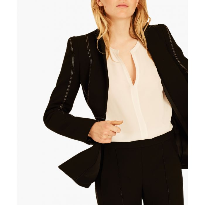 Image for Black tailored jacket