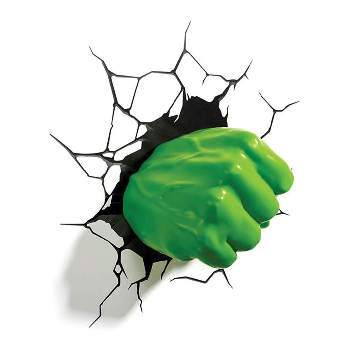 Image for Marvel Hulk Fist light