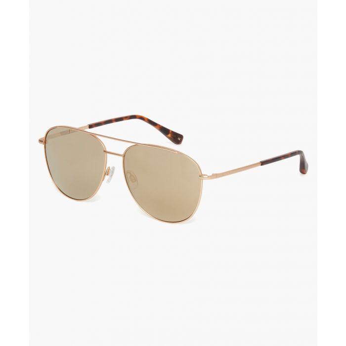 Image for Demi  gold-tone sunglasses