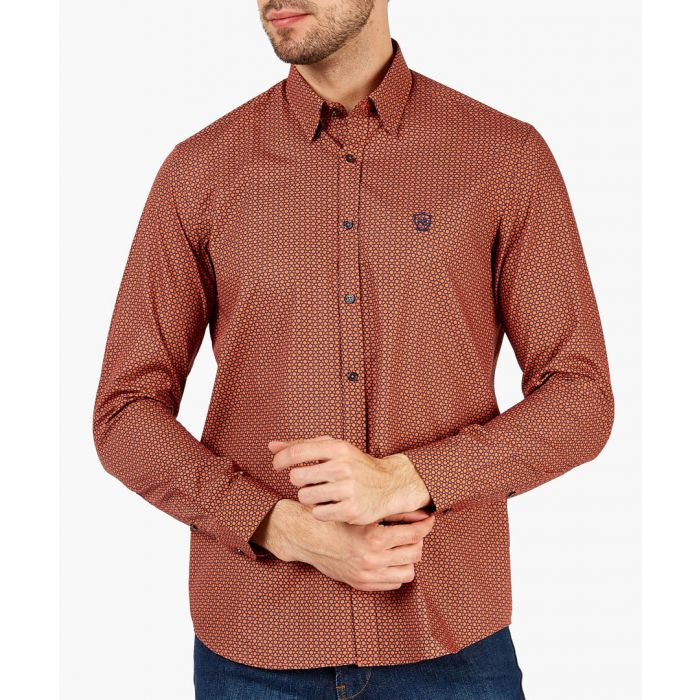 Image for Orange shirt