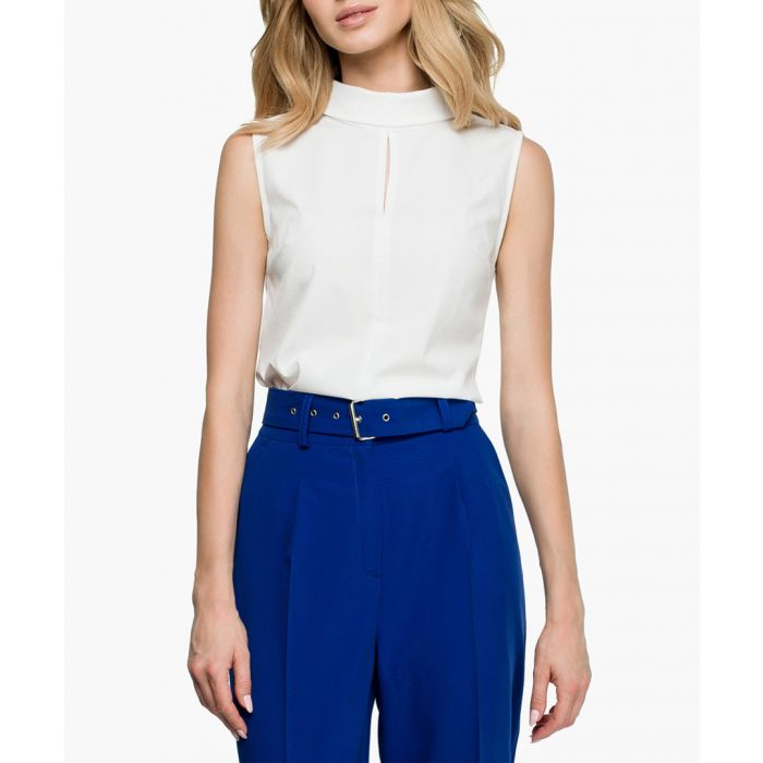 Image for Ecru blouse