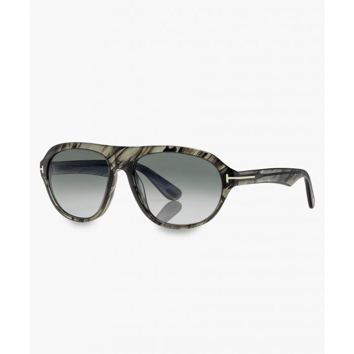 Image for Ivan grey sunglasses