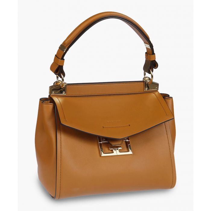 Image for small mystic bag in soft leather