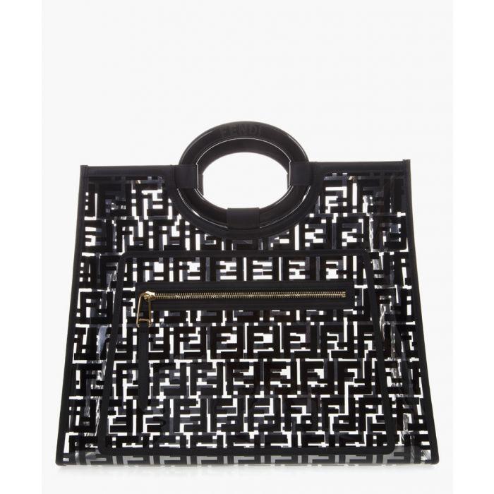 Image for Black runaway shopping bag