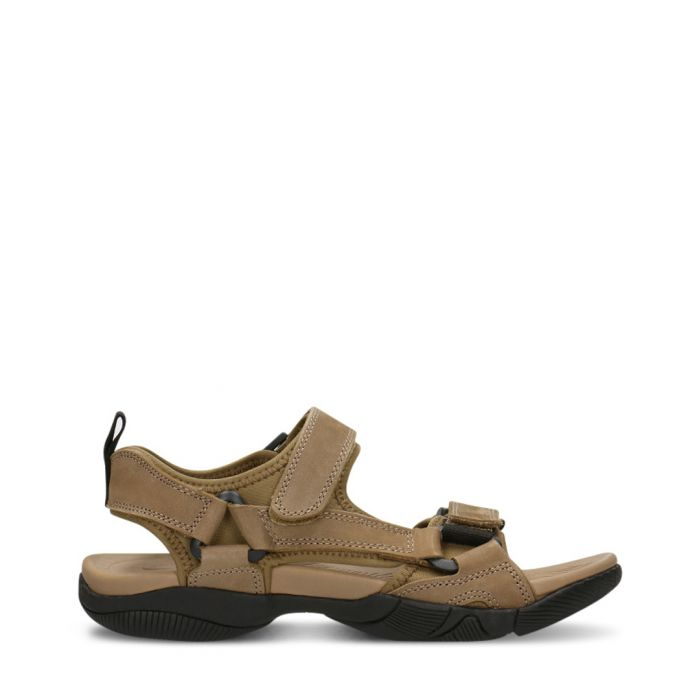 Image for Dark beige nubuck sandals