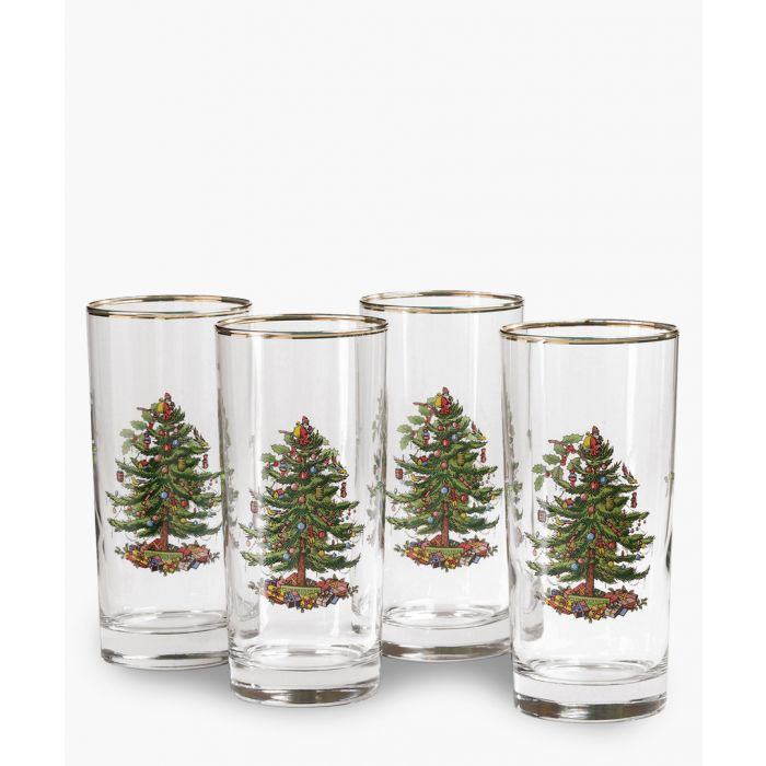 Image for 4pc Highball Glass set