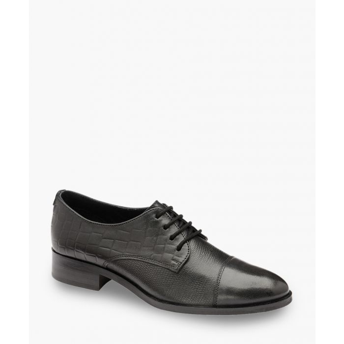 Image for Ravel black derby shoe