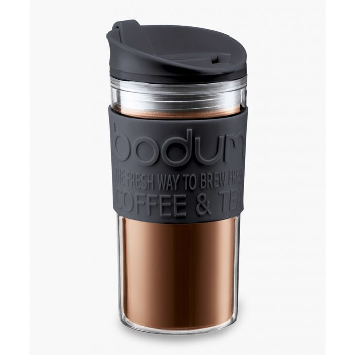 Image for Black travel mug 12 oz