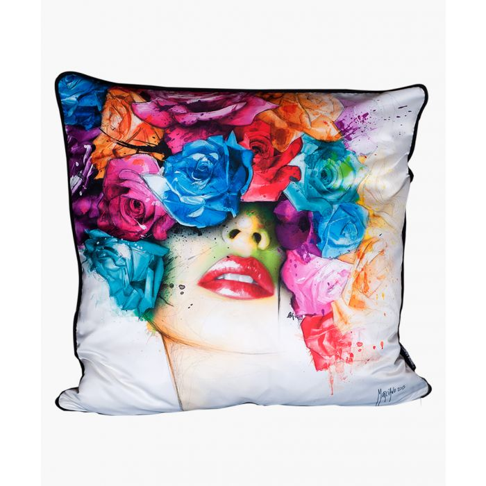 Image for Roses cushion 55cm