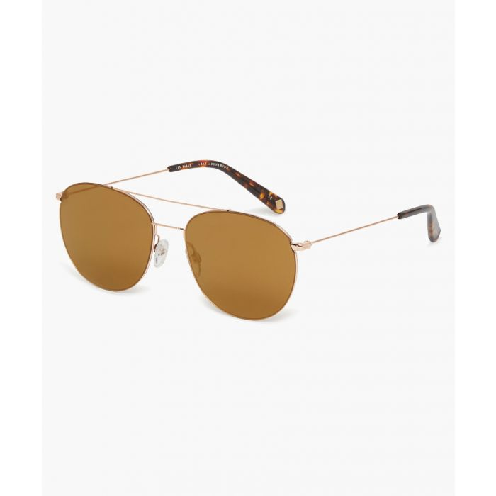 Image for Griffin gold-tone sunglasses