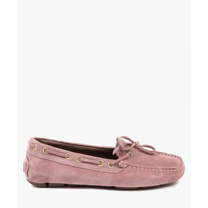 Image for Pink loafers