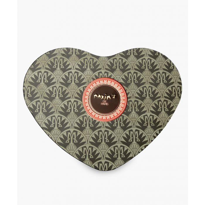 Image for Black heart Tin dark chocolates