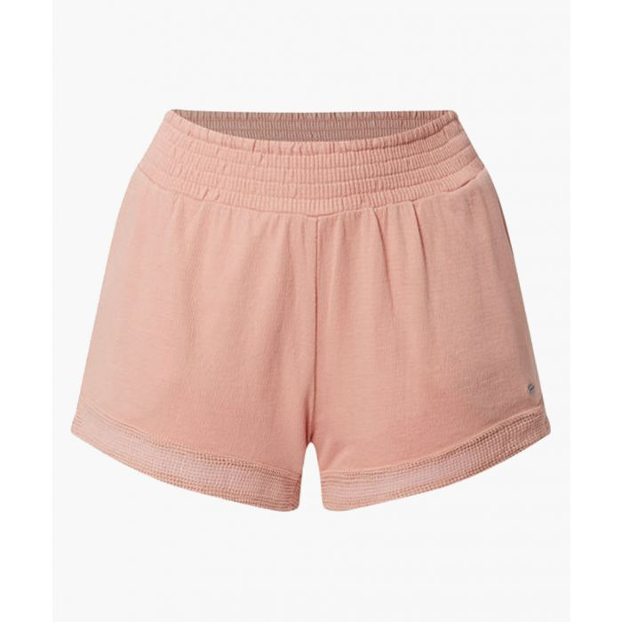Image for Sunako old rose smock shorts