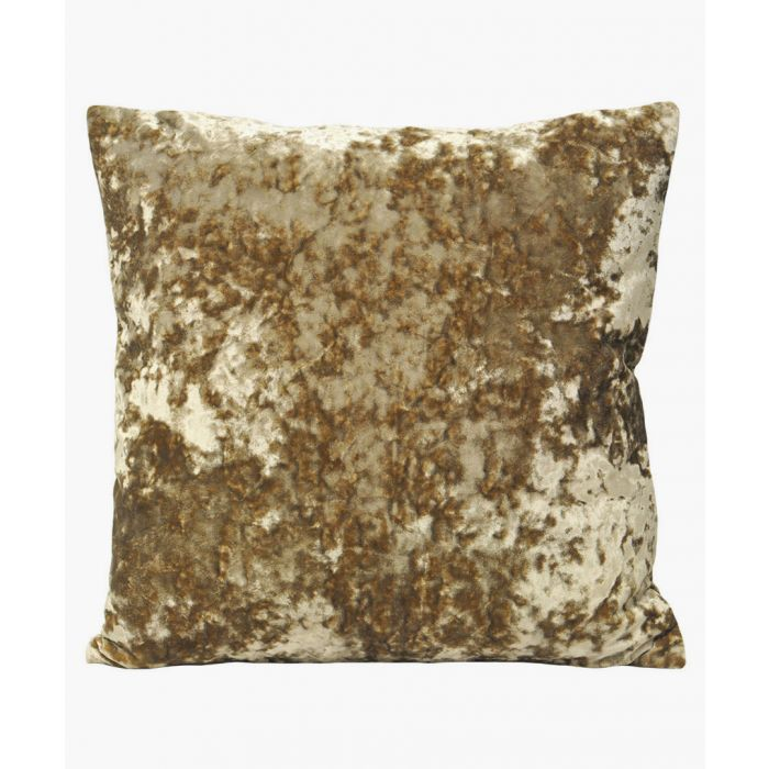 Image for Roma cream-gold cushion