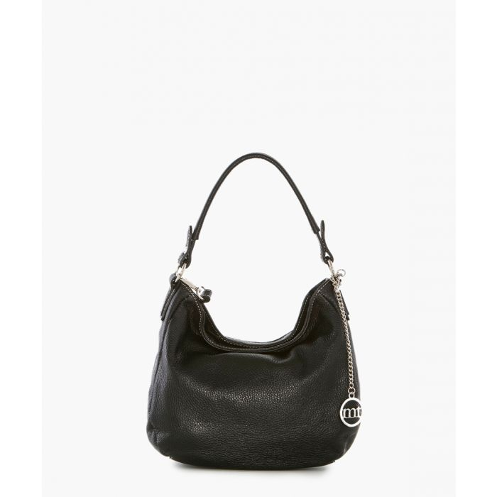 Image for Molise black shoulder bag