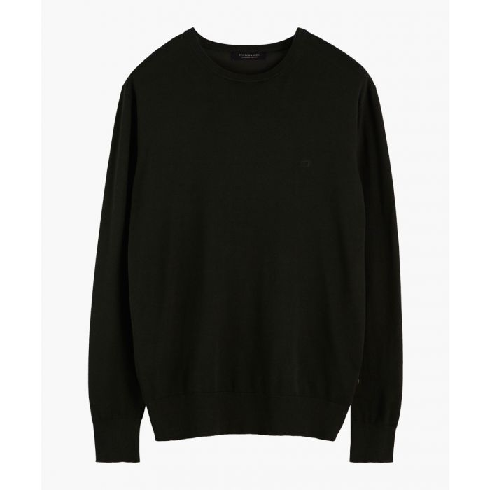 Image for Military classic crew neck jumper