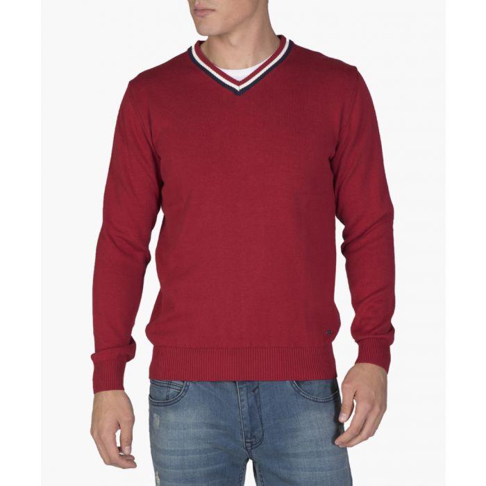 Image for Bordeaux cotton T-shirt