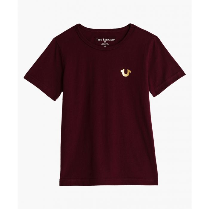 Image for Boys Classic Buddha red cotton T-shirt