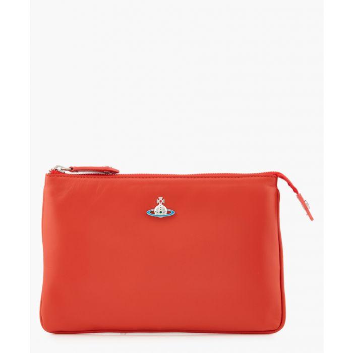 Image for Emma orange purse