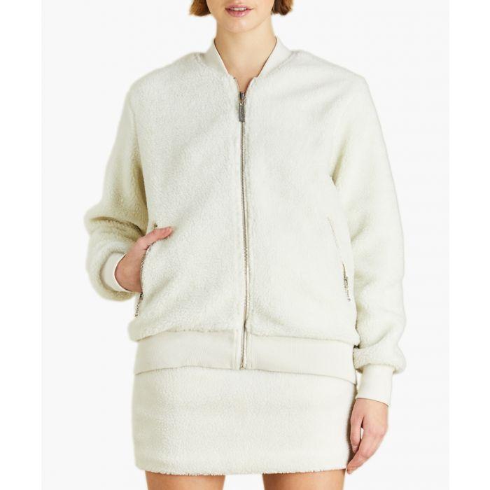 Image for Cream skirt