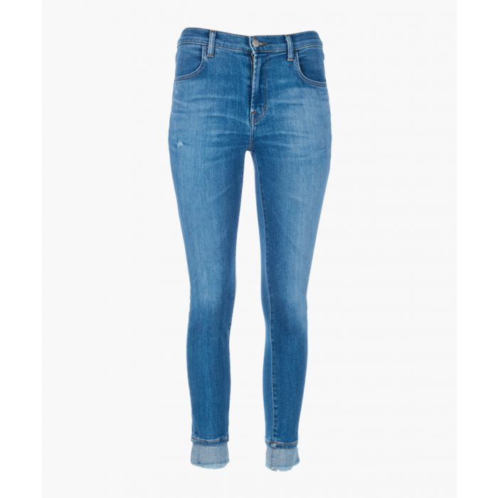 Image for Alana sawyer high-rise crop skinny jeans